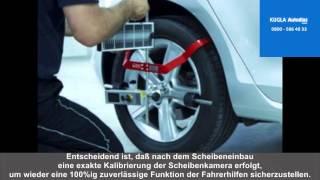 Fahrerassistenzsysteme kalibrieren in Aachen