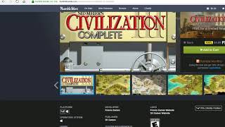 Get Civilization III complete for FREE for the next 25 hours!!! (EXPIRED)