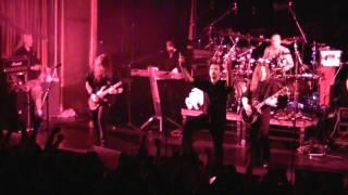 Blind Guardian - Valhalla, Mirror Mirror feat  Kai Hansen and a drunk Jon Schaffer