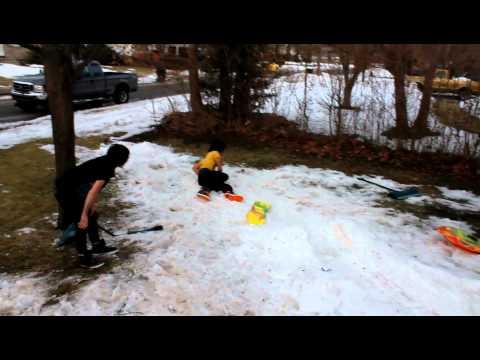 SNOWBOARDING ON CODIS BIRTHDAY 076