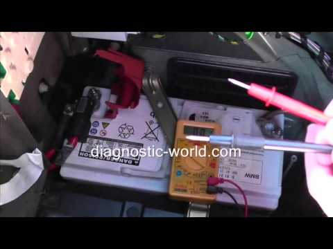 how to check for a dead citroen battery car battery guide youtube. Black Bedroom Furniture Sets. Home Design Ideas