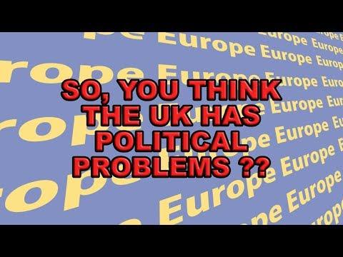 🇬🇧 It's not the UK that's in political turmoil🇬🇧