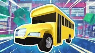 Robloxian Highschool | THE MAGIC SCHOOL BUS!!
