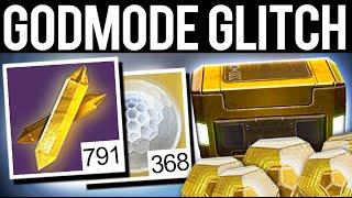 GODMODE GLITCH IN GRANDMASTER NIGHTFALL EASY LOOT! - Destiny 2