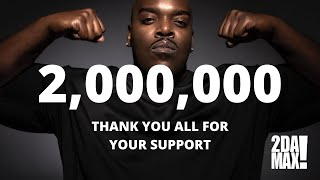 BIGG JAH CELEBRATES 2,000,000 FOLLOWERS ON FACEBOOK