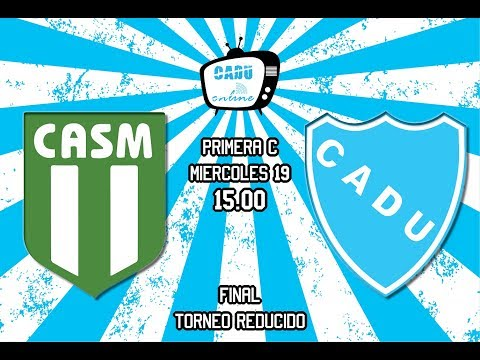 San Miguel vs CADU - Reducido, Final IDA - EN VIVO - El CADU