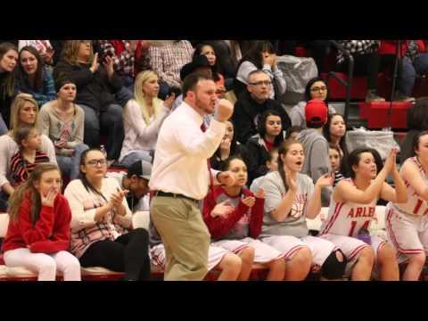 Arlee Warrior and Scarlet Basketball 2016 Divisional Send-Off