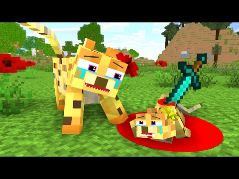 Thumbnail: TOP 5 Life Animations ! - Craftronix Minecraft Animation