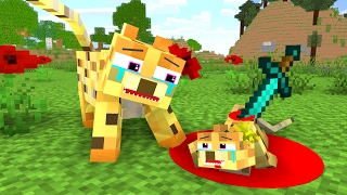 TOP 5 Life Animations Craftronix Minecraft Animation