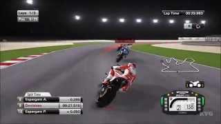 MotoGP 15 - Andrea Dovizioso Gameplay (PC HD) [1080p]