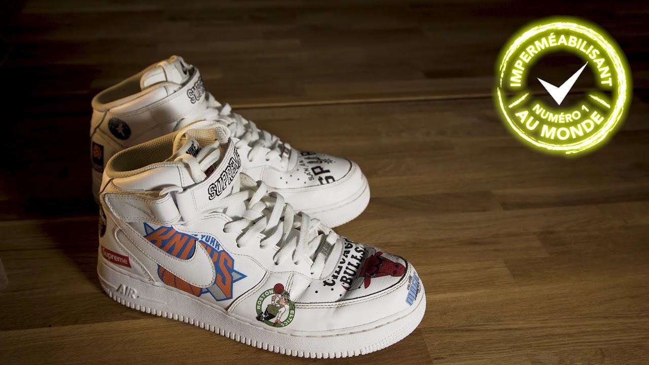 release date: 53a69 80046 TEST EXTRÊME - Nike Air Force 1 x Supreme x NBA plongées dans la boue