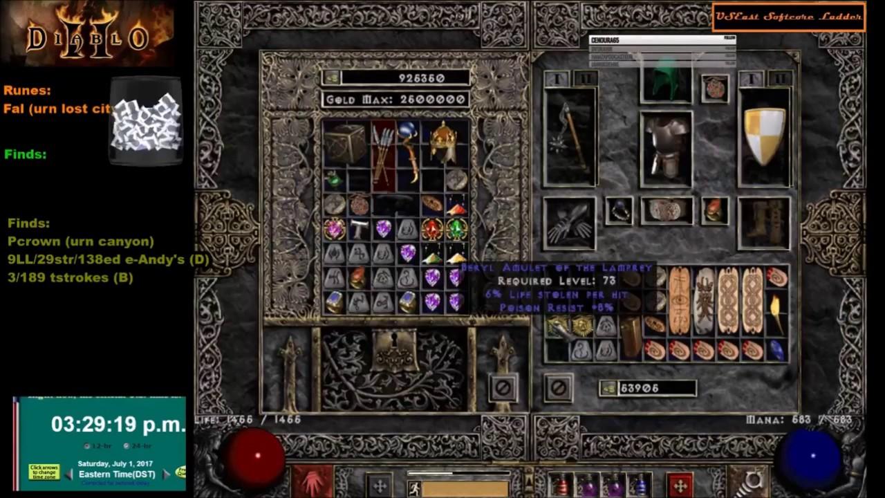 Amulet Crafting Diablo