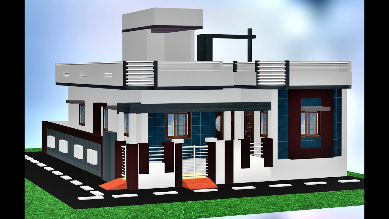 Best East Facing 3bhk House Design As Per Vastu