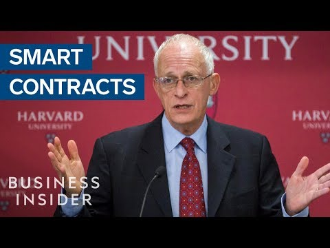 Nobel Prize-Winning Economist Shares His Thoughts On Smart Contracts