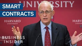 Nobel Prize Winning Economist Shares His Thoughts On Smart Contracts