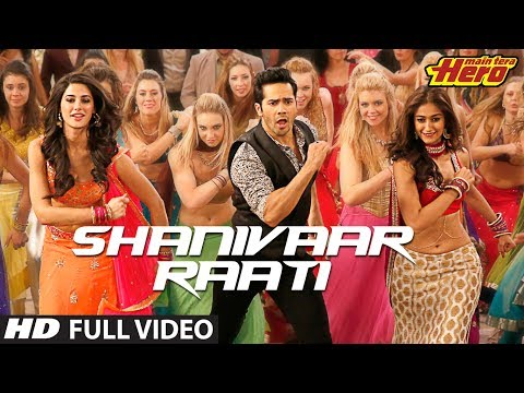 Main Tera Hero | Shanivaar Raati | Full Video Song | Arijit Singh | Varun Dhawan thumbnail