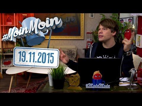 #MoinMoin mit Colin | 40 Minuten Wut | 19.11.2015