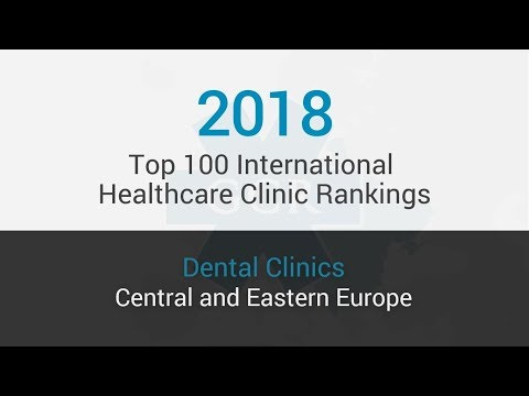 100 Best Dental Clinics in Central & Eastern Europe (English Speaking)