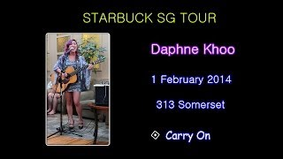 Watch Daphne Khoo Carry On video