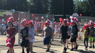 Last Day of School Parade 2017   TigerFamilyLife~