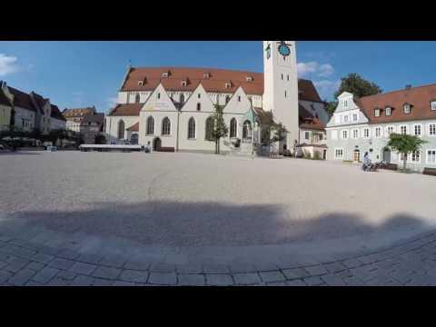 STREET VIEW: Kempten im Allgäu in GERMANY