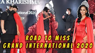 AURA GOES TO MISS GRAND INTERNATIONAL 2020