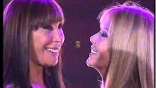 Showmatch 2007 - El beso de Moria Casán y Graciela Alfano