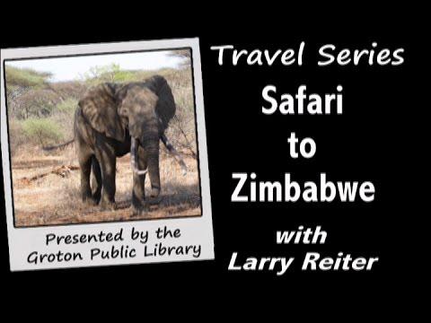 Travel Series - Safari to Zimbabwe