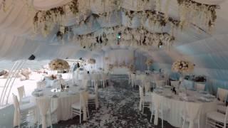 Ольга и Андрей. Самая красивая свадьба в Одессе 2016