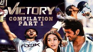 Victory  Hindi Movie  Compilation Part 1  Harman Baweja  Amrita Rao  Anupam Kher