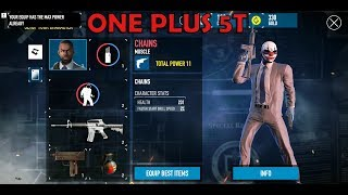 PAYDAY CRIME WAR MOBILE ONE PLUS 5T ZONE 1