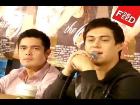 """Part3: """"She's The One"""" BlogCon with Dingdong Dantes and Enrique Gil"""
