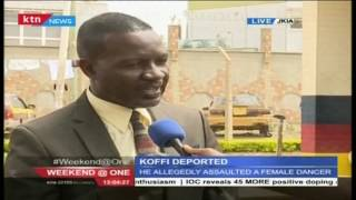 Lawyer George Wajackoyah: Koffi Olomide was harassed and deported illegally