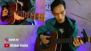 3 Doors Down - Here Without You Heldi Hr Guitar Cover