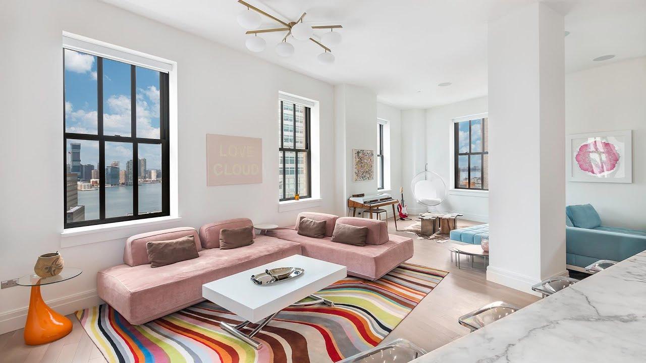 Brown Harris Stevens presents 100 Barclay Street 17R, Tribeca, NYC ...
