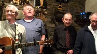 South End Sea Shanty Singers Wexford
