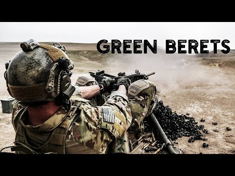 """Green Berets • US Army Special Forces • """"De Oppresso Liber"""""""