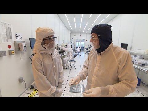 Innovation Workshop: Nanotechnology, Part 5 — Inside the NanoFab