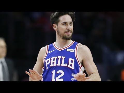 TJ McConnell Triple Double Off Bench! Iverson 60 Pts Anniversary! 2017-18 Season