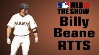 MLB 13 The Show - Billy Beane Road To The Show EP13 - 2014 NLCS