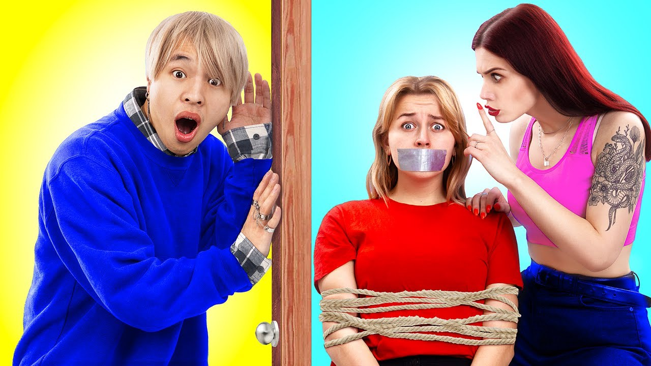 Cara Menculik Sahabat Terbaikmu! 12 Situasi Lucu
