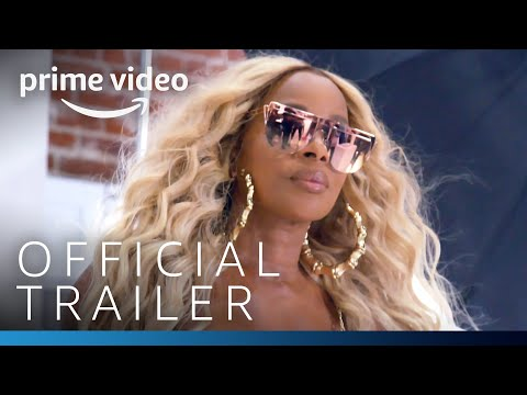 Mary J Blige's My Life - Official Trailer   Prime Video