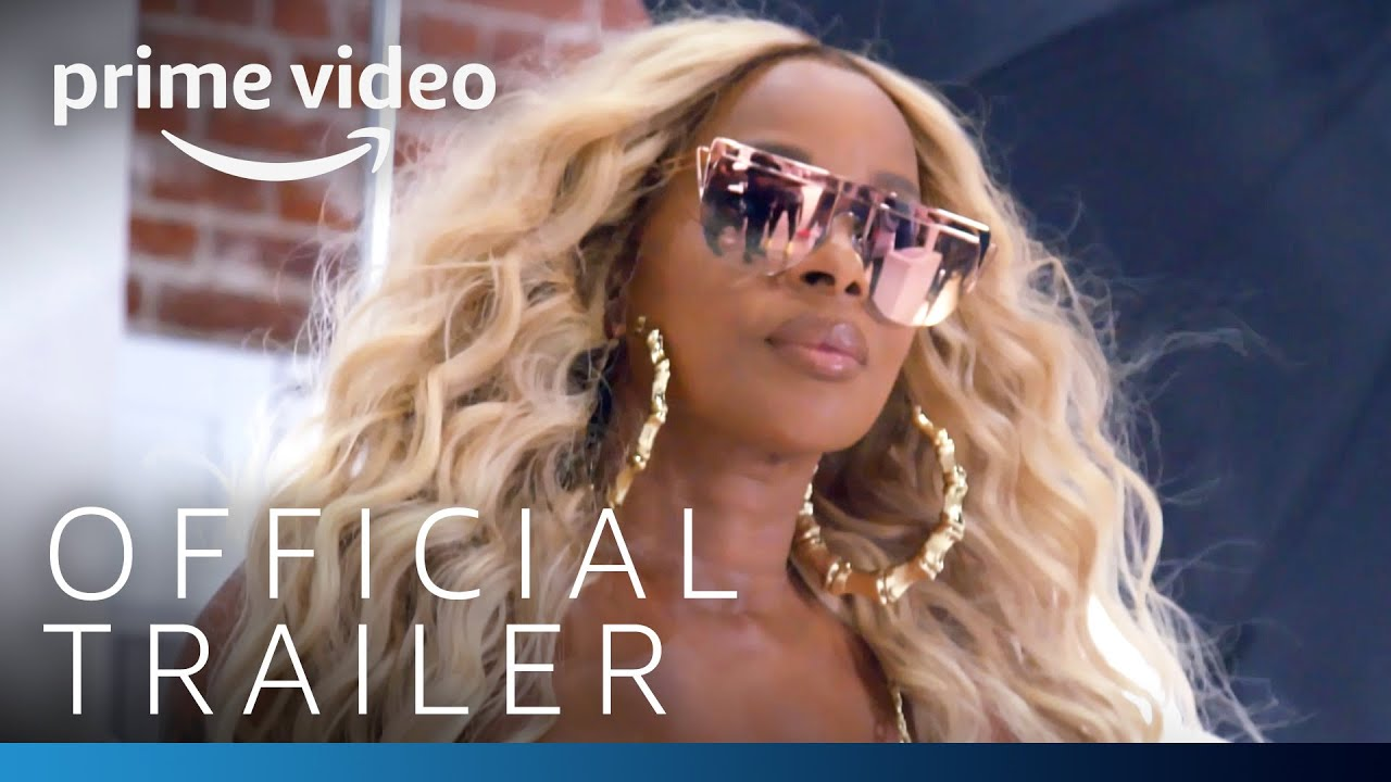 Mary J Blige S My Life Official Trailer Prime Video Youtube