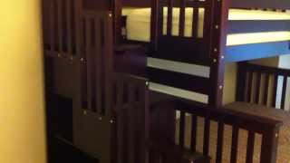Wayfair Bunk Bed Assembly Service Video In Fairfax Va By Furniture Assembly Experts Llc