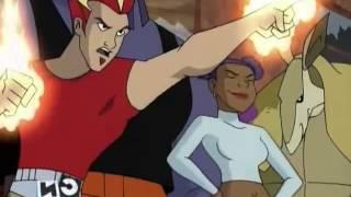 Static Shock Especial Liga de la Justicia [Fragmento Latino]