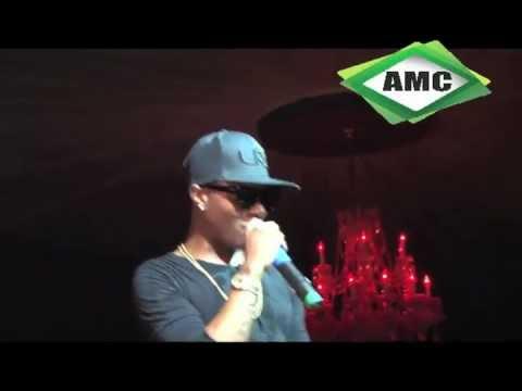 E.M.E. US  TOUR  -  SKALES, WIZKID & BANKY W IN ATLANTA