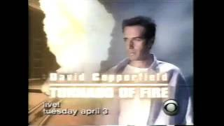 March 2001 - Promo for 'JAG' & 'David Copperfield: Tornado of Fire' thumbnail