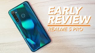 Gambar cover Early Review Realme 5 Pro
