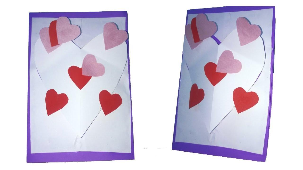 DIY Easy Teachers Day Greeting Card | Teacher\'s Day Card Making Idea ...