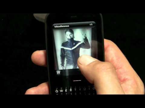 Palm Pixi (Sprint) - Multimedia Performance